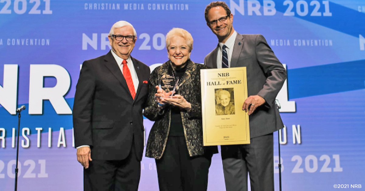 Read more about the article NRB Hall of Fame Award